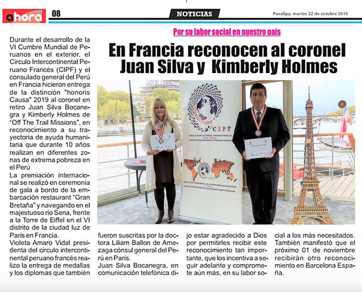 Diario_ahora_Infroma_Premiacion_España.j