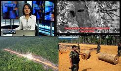 Repotajes Prensa Peruana al Coronel Juan Silva Bocanegra