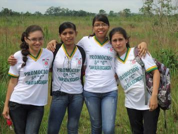 """Promocion 2012 """"Juan Silva Bocanegra"""""""