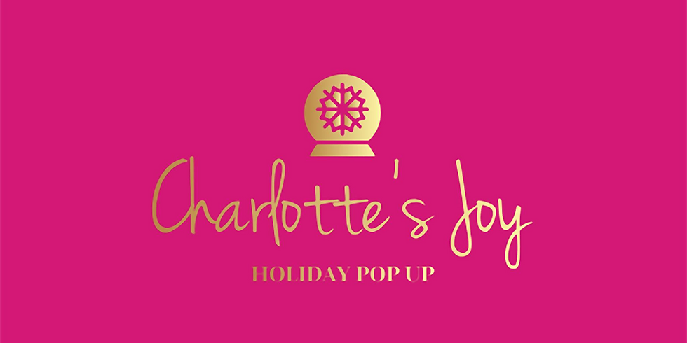 Charlotte Joy Pop Up