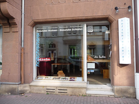 hofschreinerei Laden Heidelberg Weststadt