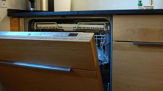 Dreischichtplatte als Küchenfront hofschreinerei Heidelberg