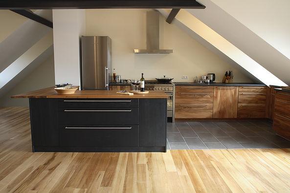 Küche in Ulme hofschreinerei Heidelberg