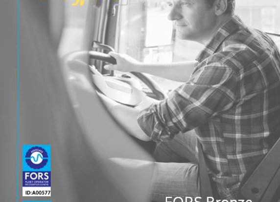 FORS Bronze: M8 Health & safety