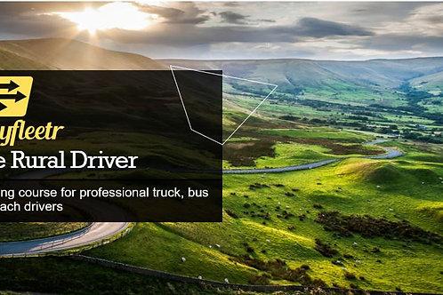 Driver training - Safe Rural Driver