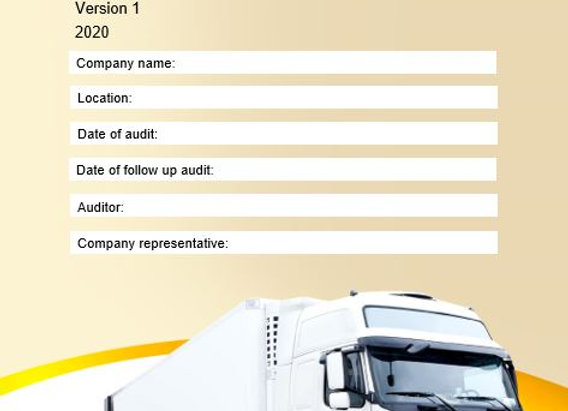 O' Licence Compliance Audit Criteria - Goods Transport