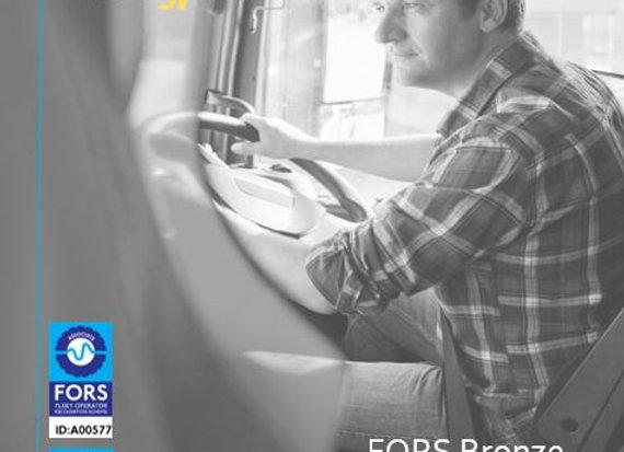 FORS Bronze: M7 Regulatory licensing
