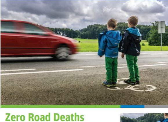 Book - Zero road deaths and serious injuries : leading a paradigm shift
