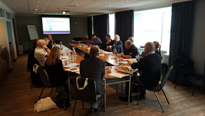 Project kicks off with UK Workshop