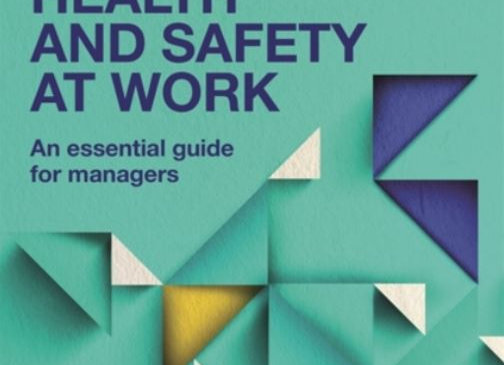 Book - Health and Safety at Work