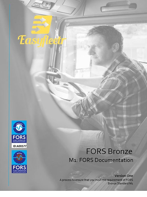 FORS Bronze M1: FORS documentation