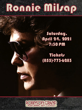 Third Time's a Charm for Ronnie Milsap