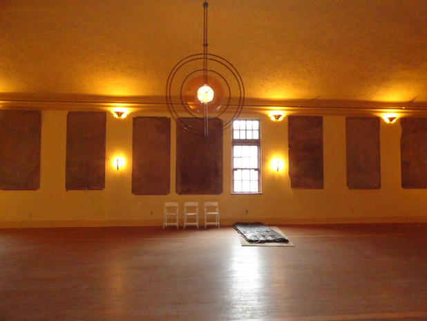 Ballroom with 1939 floors