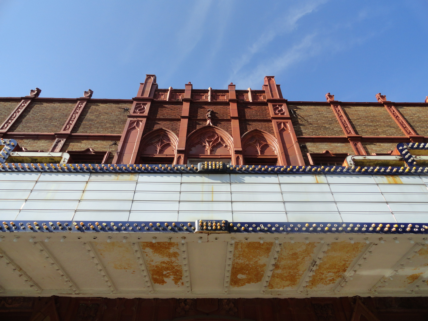 Old marquee