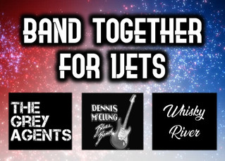 "VFW to Present Battle-of-the-Bands Benefit – ""Band Together for Vets"""