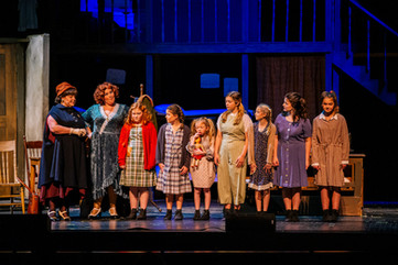 Grace Ferrell choosing Annie