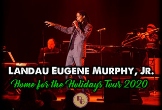 "Landau Eugene Murphy Concert Moved to be ""Home for the Holidays"""