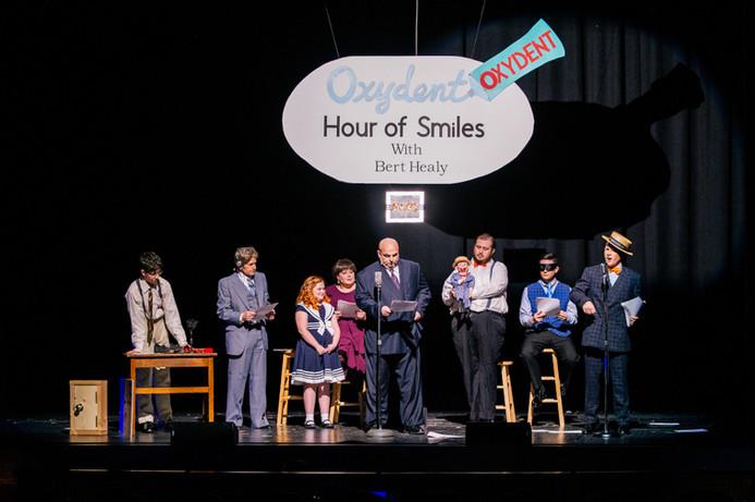 Berty Healy's Hour of Smiles