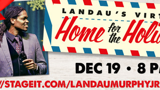 Landau Eugene Murphy Jr. Goes Virtual for the Holidays