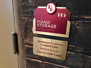 New Steinway & Sons Piano Has Arrived