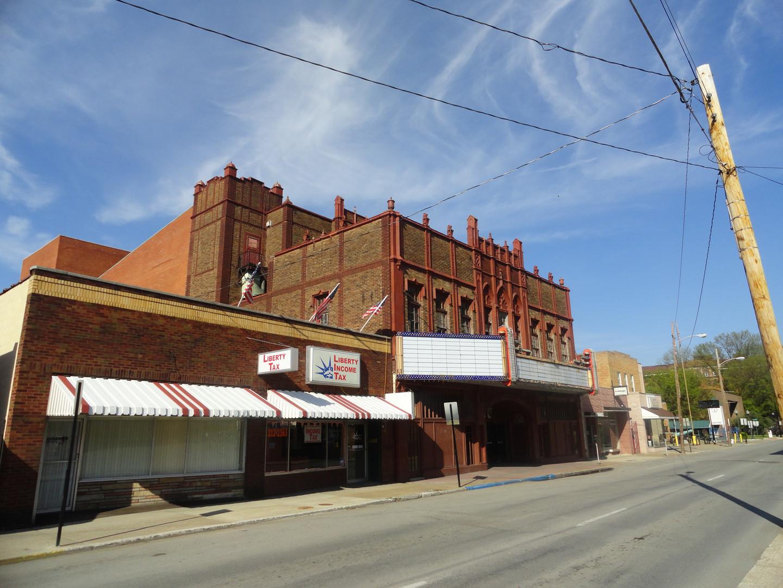 Front facade street view