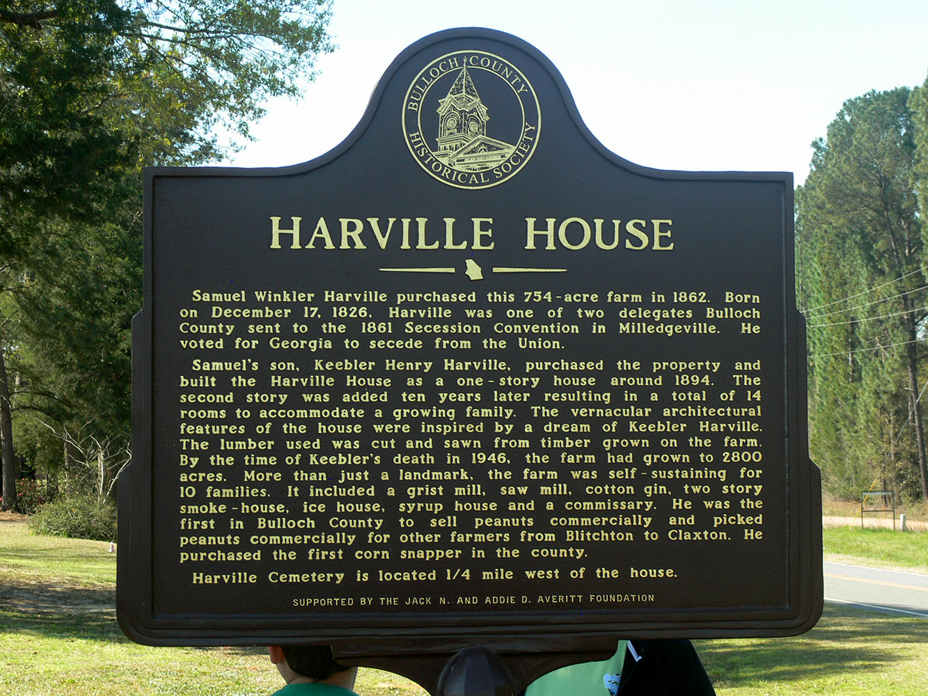 Harville House