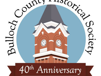 Bulloch County Historical Society 40th Annual Meeting