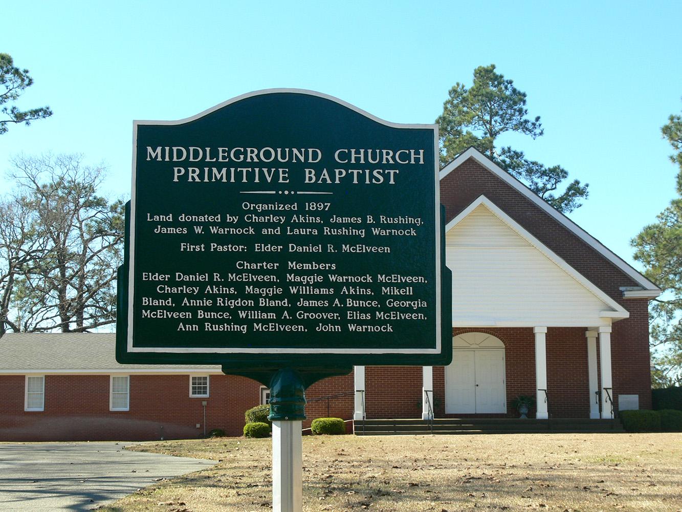 Middleground Church