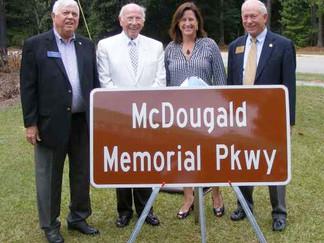 McDougald Memorial Parkway