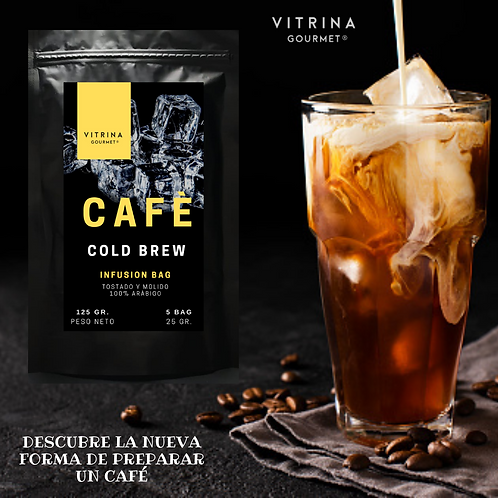COLD BREW CAFÉ