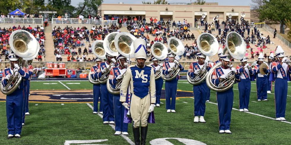 Morgan State University vs Howard