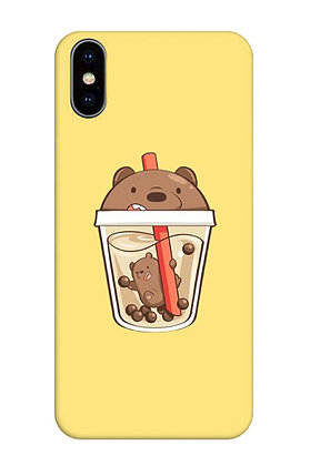We Bare Bears Grizzly Bubbles