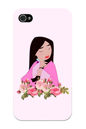 Floral Mulan V2