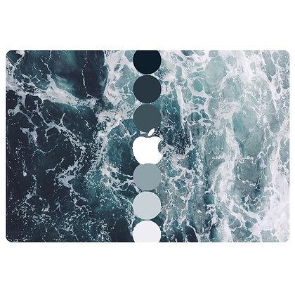 Color Palette Waves
