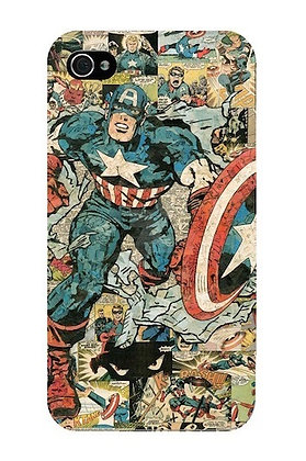 Captain America Comic Strip