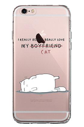 Cat: Boyfriend or Cat