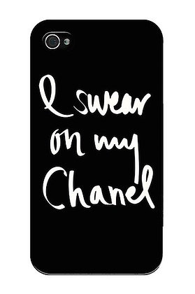I Swear on My Chanel (Black)