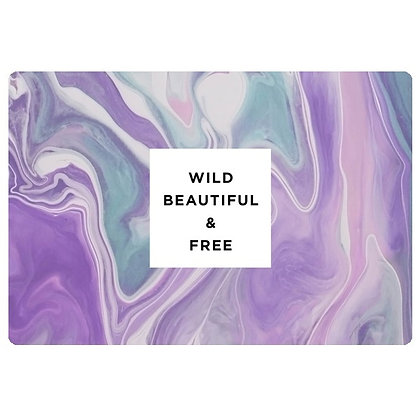 Wild Beautiful Free