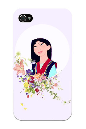 Floral Mulan V1
