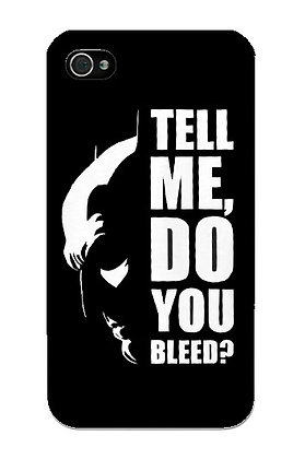 Do You Bleed?