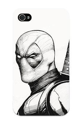 Monochrome Deadpool