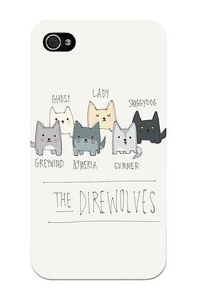 GoT - The Direwolves