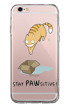 Cat: Stay Positive
