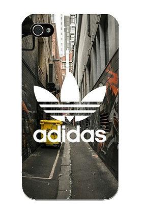 Graffiti Alley Adidas