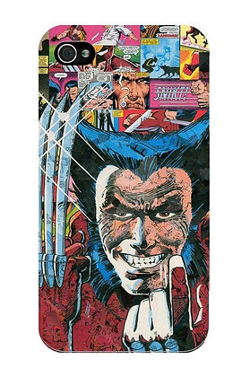 Wolverine Comic Strip