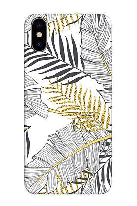 Simple Gold Palms