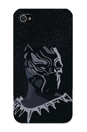 Monochrome Black Panther