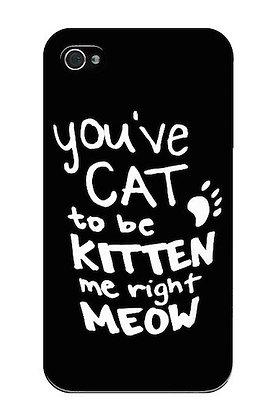 Kitten Me (Black)