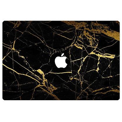 Black Gold Crackle