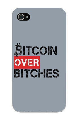 Bitcoin Over Bitches
